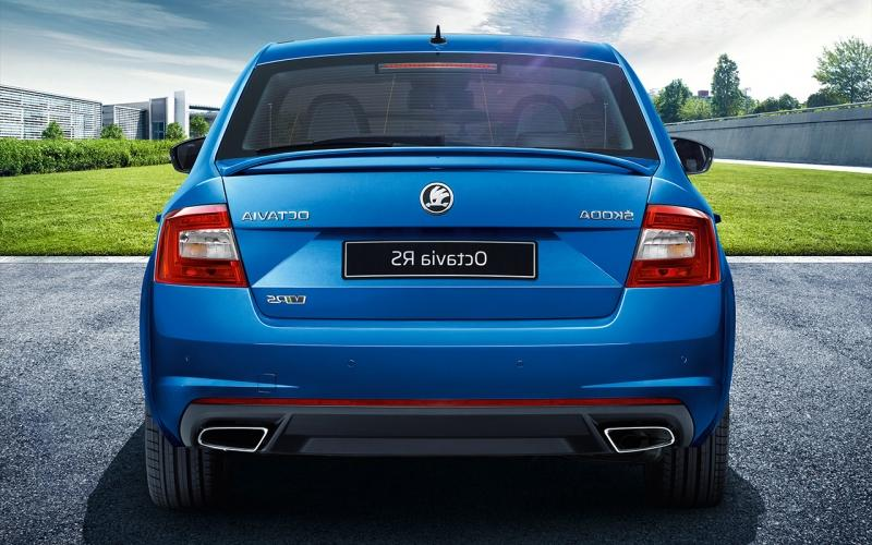 ... New SKODA Octavia A7 RS (фото 2)