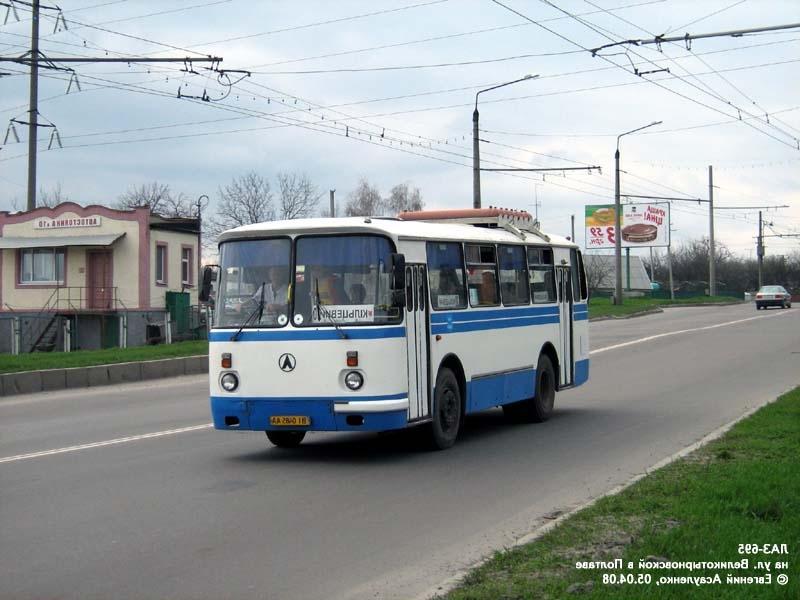 аренда автобуса лаз