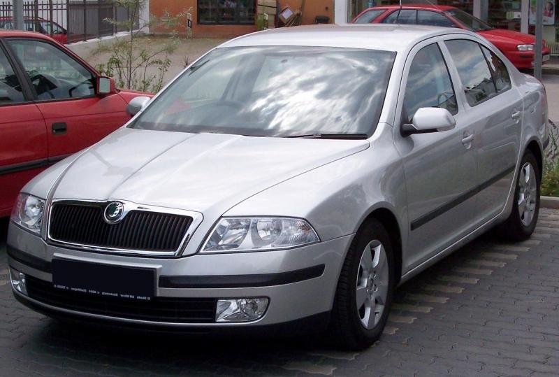 Skoda Octavia II silver vr.jpg. Overview. Also called, Skoda Octavia...